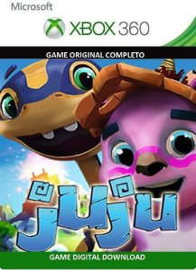 Juju Game Xbox 360 Mídia Digital Original