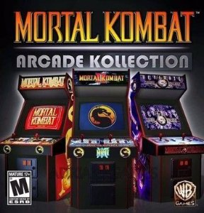 Mortal Kombat Arcade Kollection 1 2 3 - Mídia Digital PSN PS3