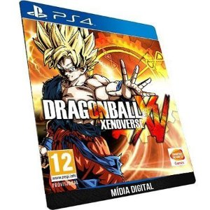 DRAGON BALL XENOVERSE PS4 DIGITAL PSN - ORIGINAL