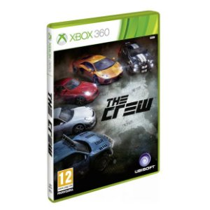 Game The Crew - Português - DVD Xbox 360