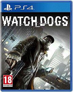 Watch Dogs Português Game DVD PS4