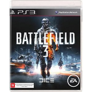Game Battlefield 3 - DVD PS3