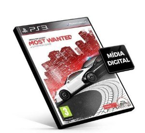Need For Speed Most Wanted PS3 Game Digital PSN