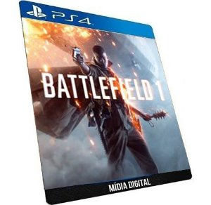 Battlefield 1 PS4 Game Digital PSN