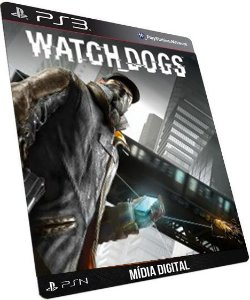 Watch Dogs Dublado PS3 Game Digital PSN