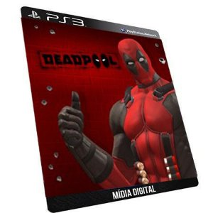 Deadpool PS3 Game Digital PSN