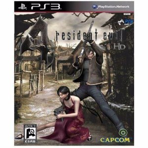 Resident Evil 4 HD PS3 Game Digital PSN