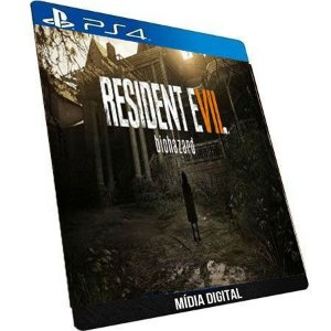 Resident Evil 7 Biohazard Português PS4 DIGITAL PSN ORIGINAL PLAYSTATION STORE