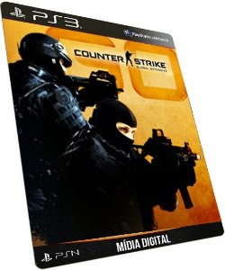 Counter-strike: Global Offensive Game Ps3 Psn + 2 Jogos GAME DIGITAL PSN PLAYSTATION STORE