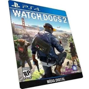 Watch Dogs 2 PS4 Game Digital PSN