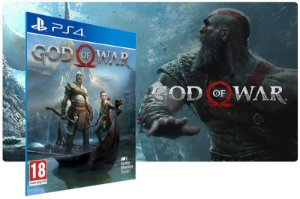 God Of War 4 PS4 Dublado Game Digital OrIginal PSN