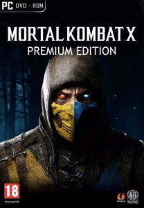 Mortal Kombat X Premium Edit Jogo Pc Codigo cd key Steam Computador