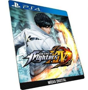 The King Of Fighters Xiv Ps4 Psn Jogo Digital Playstation 4