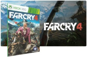 Far Cry 4 Jogo Xbox 360 Original Midia Digital Xbox Live
