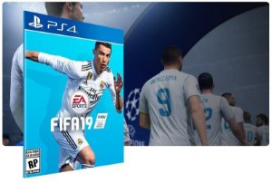 FIFA 19 Jogo Dublado PS4 Game Digital PSN Playstation Store