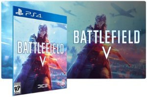 BATTLEFIELD V Jogo Ps4 Psn Digital Playstation Store