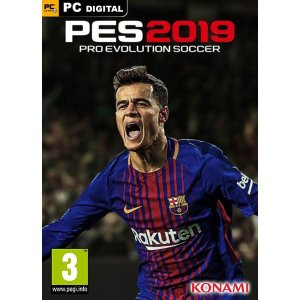 PES 2019 Pro Evolution Soccer Jogo Original Pc Codigo cd key Steam Computador