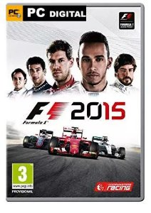 F1 2015 Jogo Pc Original Codigo key Steam Computador