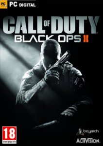 Call Of Duty Black Ops 2 Jogo Pc Original Codigo key Steam Computador