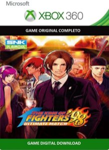 The King Of Fighters 98 Game Xbox 360
