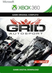 Grid Autosport Xbox 360 Game Digital Original