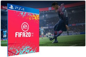 EA SPORTS™ FIFA 20 Jogo Midia Digital Ps4 Psn Playstation Store