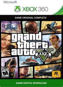 Gta V Xbox 360 Game Digital Original