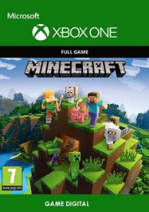 Minecraft Game Digital Original Xbox ONE