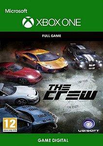 The Crew Game Digital Original Xbox ONE
