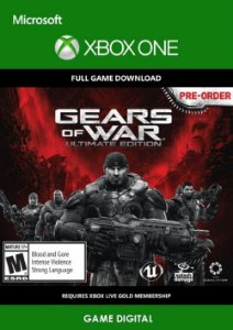 Gears of War Ultimate Edition Game Digital Original Xbox ONE