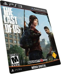 Game The Last of Us - Dublado - PS3 PSN JOGO DIGITAL