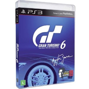 Game Gran Turismo 6 GT6 Português - PS3