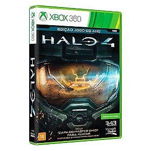 Game - Halo 4 (Edição Jogo do Ano) Português - Xbox 360