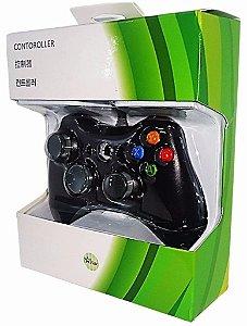 Controle com Fio Xbox 360 e PC - Feir