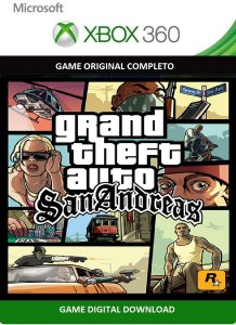 Gta San Andreas Xbox 360 Game Digital Xbox Live
