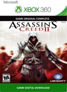 Assassins Creed 2 Xbox 360 Game Digital Xbox Live