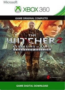 The Witcher 2 Xbox 360 Game Digital Xbox Live