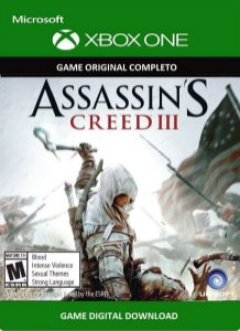 Assassins Creed 3 Xbox One Game Digital Xbox Live