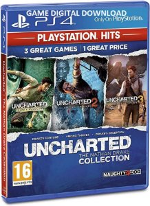 Uncharted The Nathan Drake Collection Game Ps4 Digital PSN
