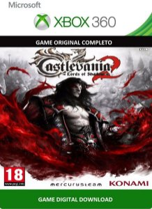 Castlevania Lord of Shadow 2 Xbox 360 Game Digital Original