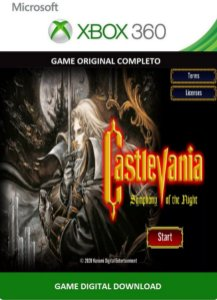 Castlevania Symphony of the Night Xbox 360 Game Digital Xbox Live