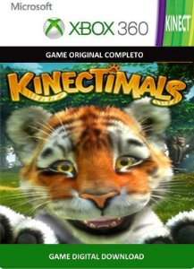 Kinectimals Xbox 360 Game Digital Xbox Live