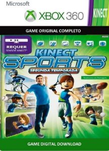 Kinect Sports: Segunda Temporada Xbox 360 Game Digital Xbox Live