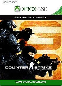 Counter Strike: GO Xbox 360 Game Digital Original