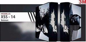 Xbox - Capa Adesivo Skin Xbox 360 Super Slim - Vinil3m