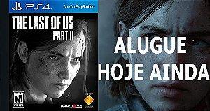 Game Aluguel The Last of Us Parte ll PS4 Jogo Digital PSN