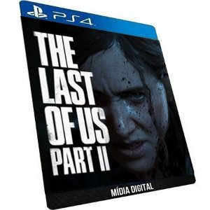 The Last of Us Parte ll PS4 Digital PSN Game Aluguel