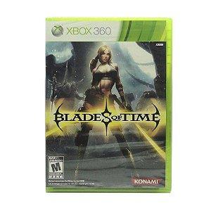 Blades of Time - Game Xbox 360 DVD Lacrado