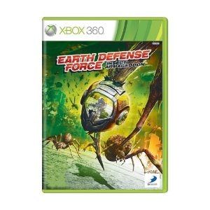 Jogo Earth Defence Force: Insect Armageddon Game Xbox 360 DVD Lacrado