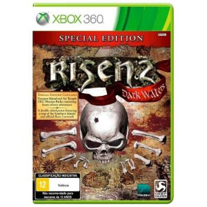 Risen 2: Dark Waters - Special Edition Game Xbox 360 DVD Lacrado